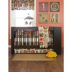Sweet Potato Domain 4 Piece Crib Bedding Collection