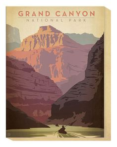 'Grand Canyon National Park' by Anderson Design Group