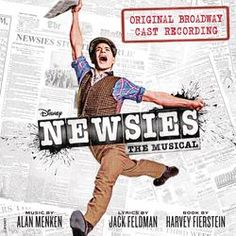 Newsies (Pantages, March 24 – April 19, 2015) - Available on Freegal (download 5 songs/wk)