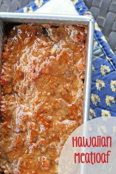 31 Days of Gluten Free Meals: Hawaiian Meatloaf | 5DollarDinners.com