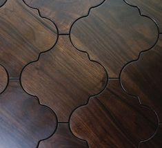 Moroccan Wood Floor Tiles