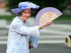 #Queen Fabiola   #Belgian Royal Family