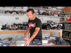 If you have ever purchased an RC car on ebay then you will understand that sometimes they need a little TLC to get them back on the track. Here is a great video on the steps to take to race prep a used RC truck and what #prolineracing products can help!