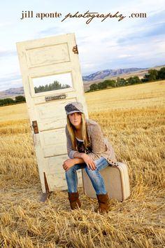 Senior Photography Posing