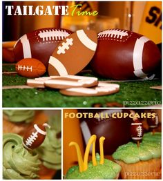 Football Tailgate Party Tips on http://pizzazzerie.com
