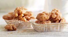 Diamond Cinnamon-Glazed Walnuts Recipe #DiamondFantasy http://www.diamondnutfantasies.com/