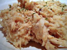 Chicken & Rice   Plain Chicken