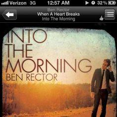 Ben Rector :D