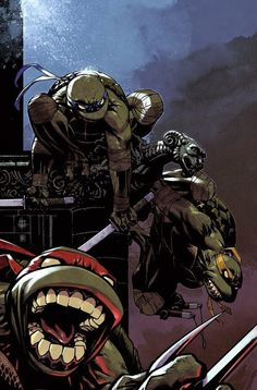 Heroes in a HALF shell  #turtles   #teenagemutantninjaturtles   #tmnt