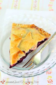 Cherry Pie for Crust Lovers
