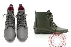 chicest rain boots ever- Loeffler Randall´s booties, in love!