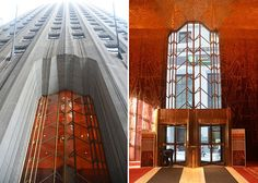 Inside Art Deco Beauty One Wall Street Before Its Makeover insid art, modern cathedr, interest architectur, deco beauti, wall street, art deco, hildreth meier