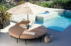 dream backyard, seat, jordans, outdoor patios, patio furnitur