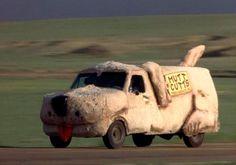 Dumb and Dumber van