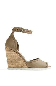 Spring is coming! Prada Espadrille Sandal