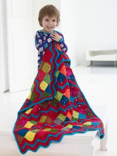 squar, crochet afghan, blanket, crochet free patterns, crochet patterns, yarn