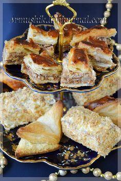 Слоёное тесто и выпечка из него
