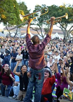 Monterey Jazz Festival: The Monterey Jazz Festival assembles a can't-lose music festival weekend from the galaxy of jazz greats.