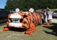 Trunk or Treat Is Popular Activity