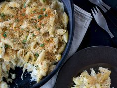 A simple stir-together sauce of ricotta and fresh mozzarella results in a silky, addictive spin on macaroni and cheese.