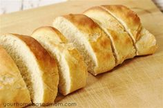 Quick French Bread
