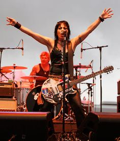 Women in Music: Joan Jett
