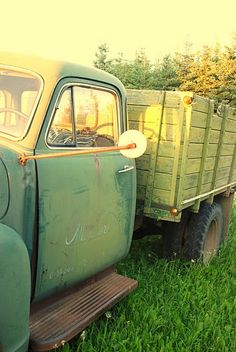 #rustic #car