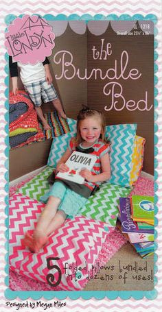Bundle Bed Pattern by Little Londyn Patterns