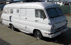 Dodge A100 camper