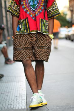 Cool mix of patterns. http://wirdyblog.com/post/27128159754/wirdy-lyfe-ramo-prince-street-new-york
