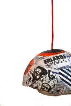 Egg lamp ENLARGE by LouizCez on Etsy, €130.00
