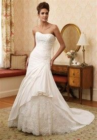 I adore this gown.