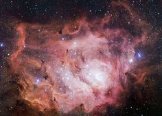 VST images the Lagoon Nebula - SpaceRef