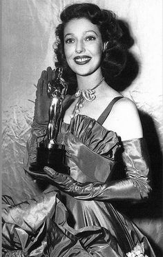 Loretta Young won the Academy Award for Best Actress for the film The Farmer's Daughter.