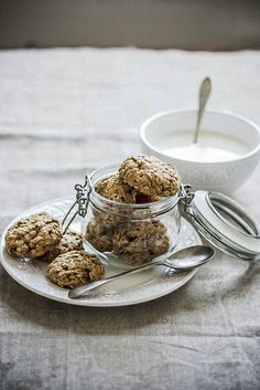 Multi cereals coconut cookies by Marcello.Arena, via Flickr