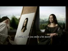 ▶ The real story behind the Mona Lisa's smile (alt. version) - YouTube