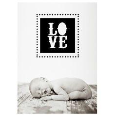 valentines day vinyl - or baby room decor - love - etsy.com