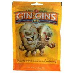 Ginger People Gin-Gins Hard Candy -- 3 oz$2.01: www.amazon.com/Ginger-People-Gin-Gins-Hard-Candy/dp/B000EM8308/?tag=sure9600pneun-20