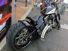 Great Bad Ass Softail