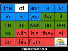 Build fluency and directionality with the first 24 sight words