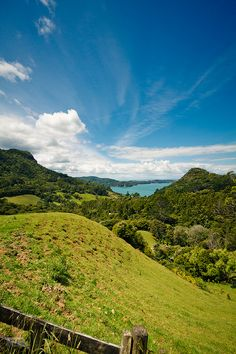 Waitakere Countryside, West Auckland, New Zealand