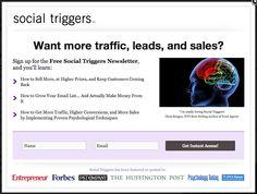 Derek Halpern, Social Triggers