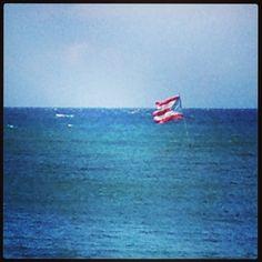 Mi bandera, Puerto Rico
