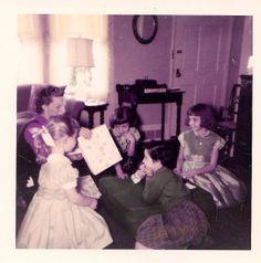Birthday Party [Dec. 1954]