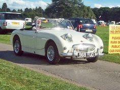 45 Austin Healey Sprite Mk.1 (Frogeye) (1959)