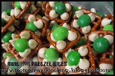 Mint M Pretzel Bites