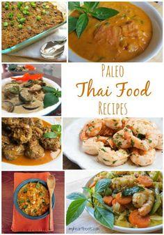 Paleo Thai Food Recipes