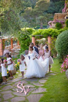 Beautiful wedding at Belmond Hotel Splendido - Portofino via @sposiamovi,  wedding planners, www.sposiamovi.it. Photography Sandro Ariu