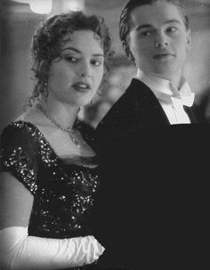 Jack Dawson and Rose DeWitt Bukater