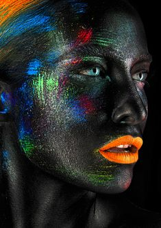 -.-/ body paint